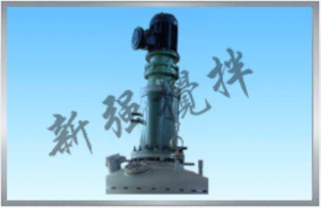 工作中化工搅拌器的流动有什么作用